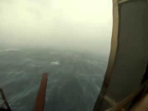 Video Watch Hurricane Arthur From 30 Miles Out At Sea