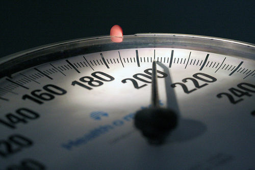 Weight discrimination is a