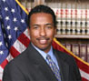 Eric J. Perrodin, Mayor of the city of Compton