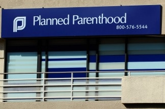 Offices of Planned Parenthood in Burbank, Calif.