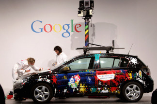 Google street view may mean an inside view into your wireless network activities