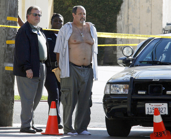 This police photo released on Thursday,  Oct. 13, 2011 by the Seal Beach Police Department shows Scott Dekraai from Huntington Beach.