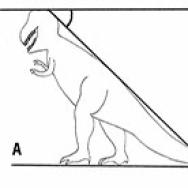 T. Rex posture