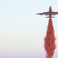 "The B747-400 SuperTanker is the true ""Next Gen"" air tanker. Now, they're working with Cal Fire."