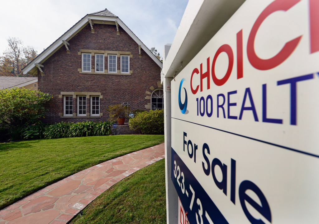 Audio: What's up? More SoCal homes going for asking price | 89.3 KPCC