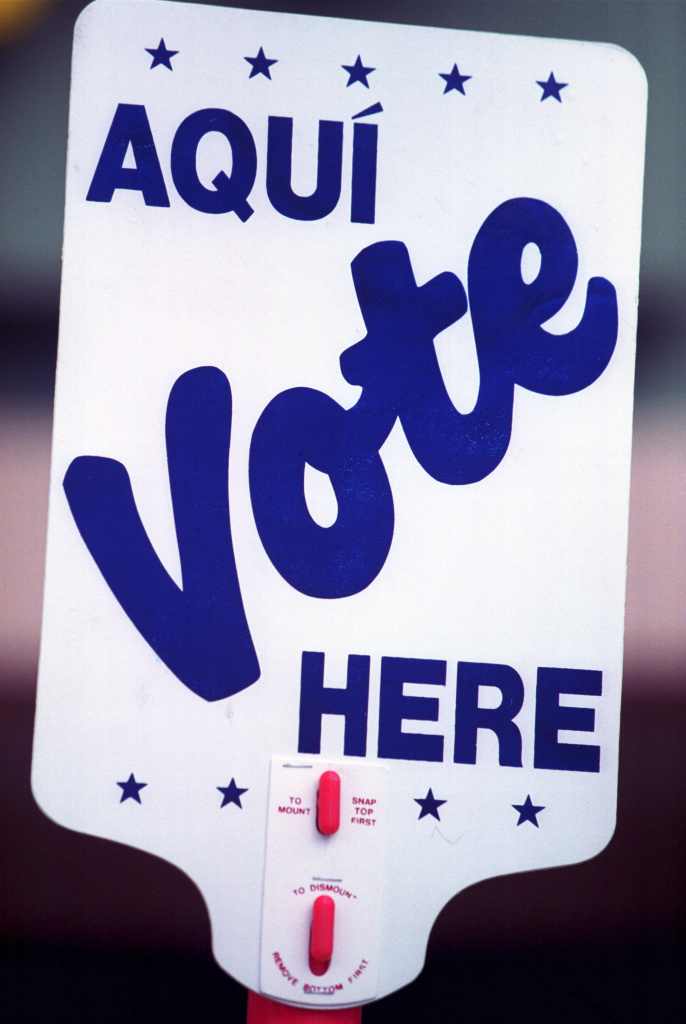 Voting rights advocates worry that a proposed amendment to the Voting Rights Act won't offer enough protection for Hispanic voters and other minorities.