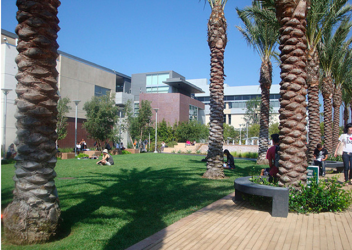 Santa Monica College in Santa Monica, California. SB186 would alter sexual assault reporting at community colleges across the state.