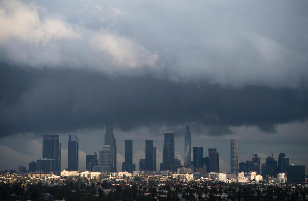 May Gray' brings cool, damp spring to Southern California | 89 3 KPCC