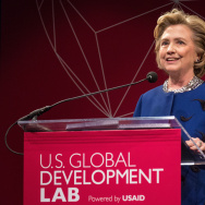 Hillary Clinton Speaks At USAID Launch Of U.S. Global Development
