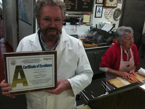 Eugen Goetz, Continental Gourmet Sausage Company (6406 San Fernando Rd Glendale CA 91201)
