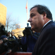Gov. Chris Christie Addresses The Fort Lee George Washington Bridge Scandal