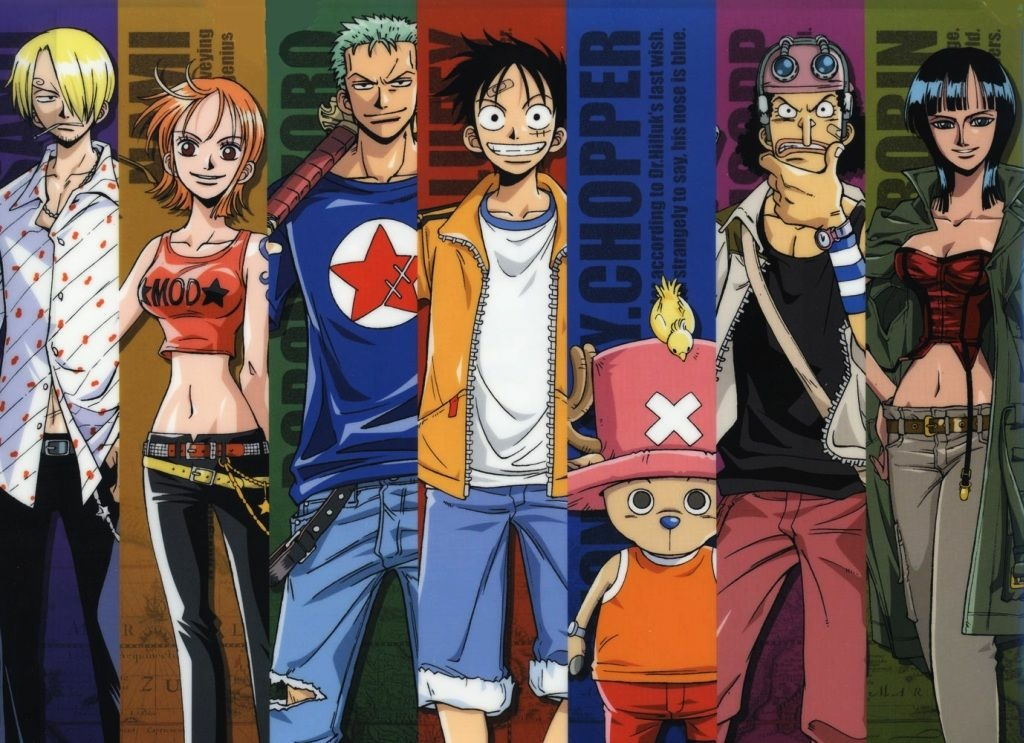 Anime Characters One Piece : Take two why japanese animation has such a huge
