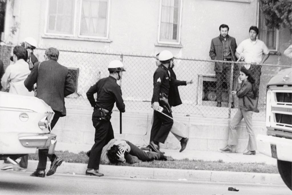 Boyle Heights, 1968.