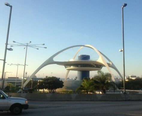 FILE: About 3.5 million people are expected to make their way through LAX this holiday season.