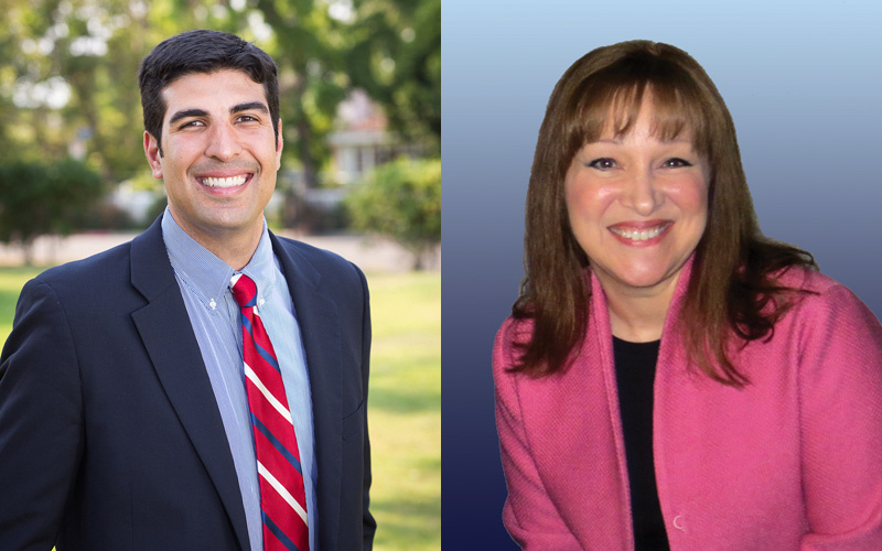 Democrat Matt Dababneh and Republican Susan Shelley vie to fill a vacancy created when Bob Blumenfield went to the L.A. City Council.