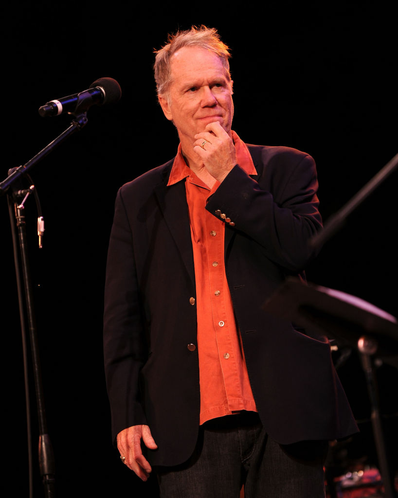 Loudon Wainwright performs at the 25th Anniversary Summerstage Gala