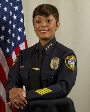 Inglewood Police Chief Jacqueline Seabrooks will be moving back to Santa Monica to become their top cop. She is Santa Monica's first female police chief.
