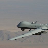 Predator drone.