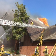 Glassell Park Fire