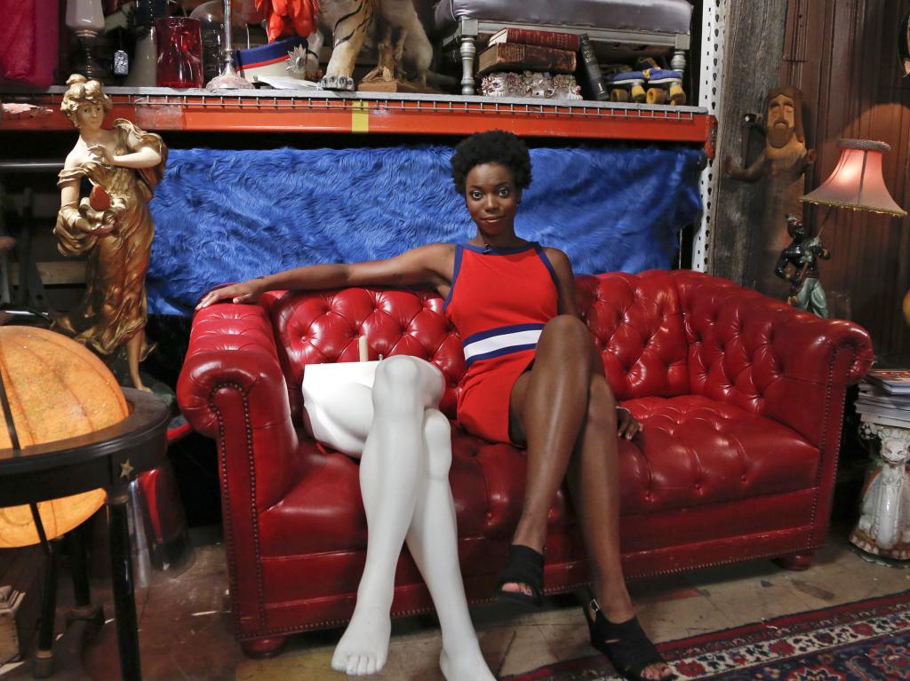 Meet Sasheer Zamata, SNL's new African-American cast member.