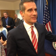 Garcetti and superintendent search