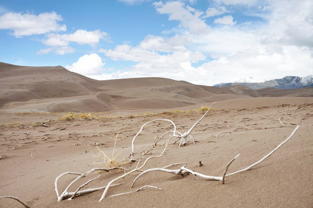 File: Great Sand Dunes National Park