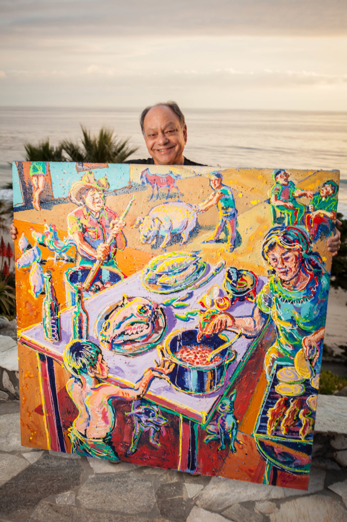 Cheech Marin describes Wayne Alaniz Healy's Una Tarde en Meoqui as