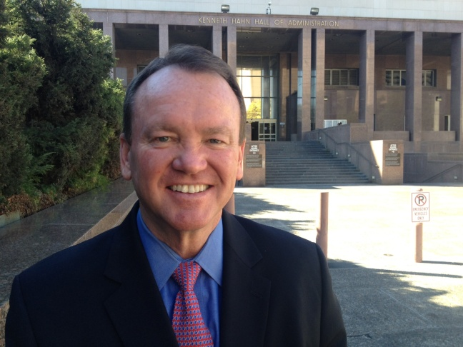 Los Angeles County Sheriff Jim McDonnell want a second four-year term. .