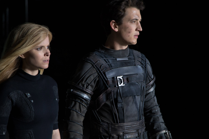 Reed Richards (Miles Teller) and Sue Storm (Kate Mara) harness their daunting new abilities to save Earth from a former friend turned enemy.