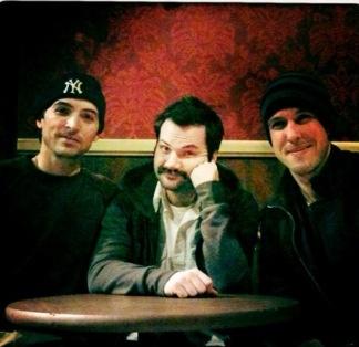 Branden Morgan, Jonathan Biver, Justin Gordon of