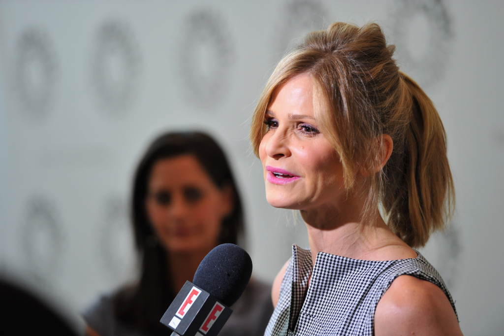 Actress Kyra Sedgwick attends The Paley Center for Media's An Evening with