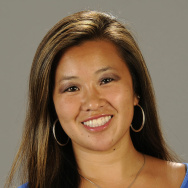 Cal State Fullerton Assistant Basketball Coach Monica Quan