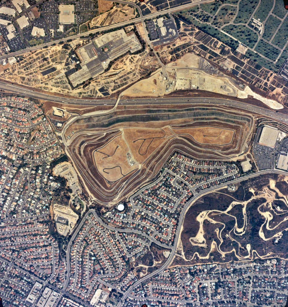 Just south of the 60 freeway in Monterey Park lies a former landfill that was declared a Superfund site in 1986. The EPA has won millions of dollars over 25 years for this site.