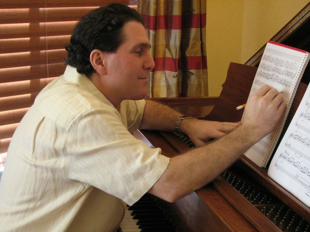 Nolan Gasser, renowned composer and the chief musicologist for Pandora Radio.