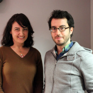 Madeleine Brand and author Jonathan Safran Foer