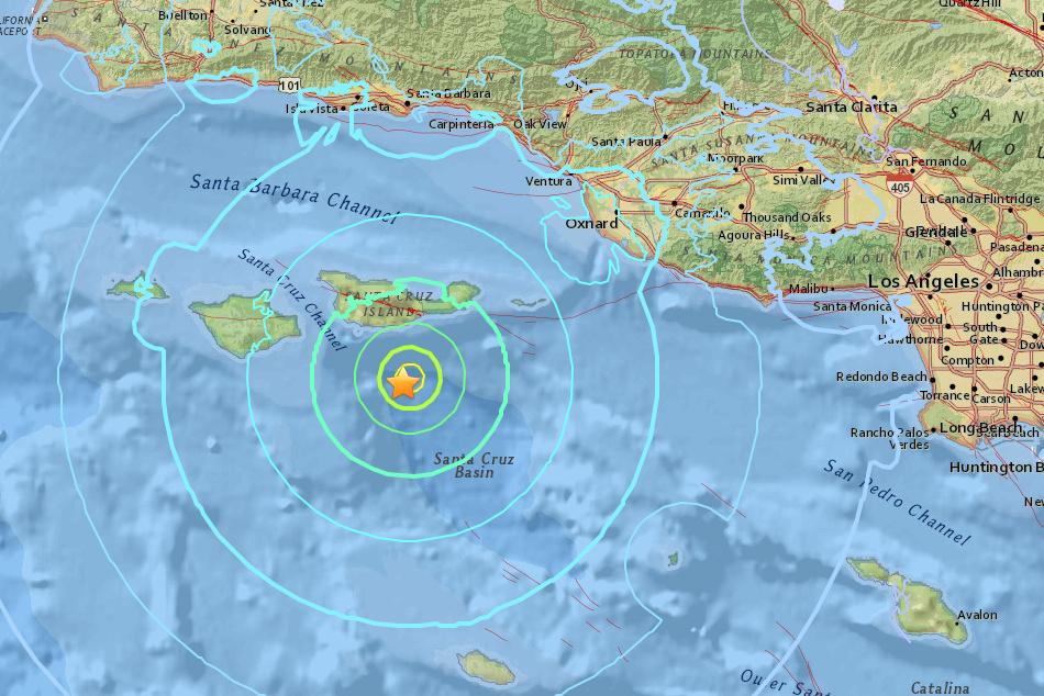 Video 5 3 Earthquake Shakes Up Southern California 89 3 Kpcc