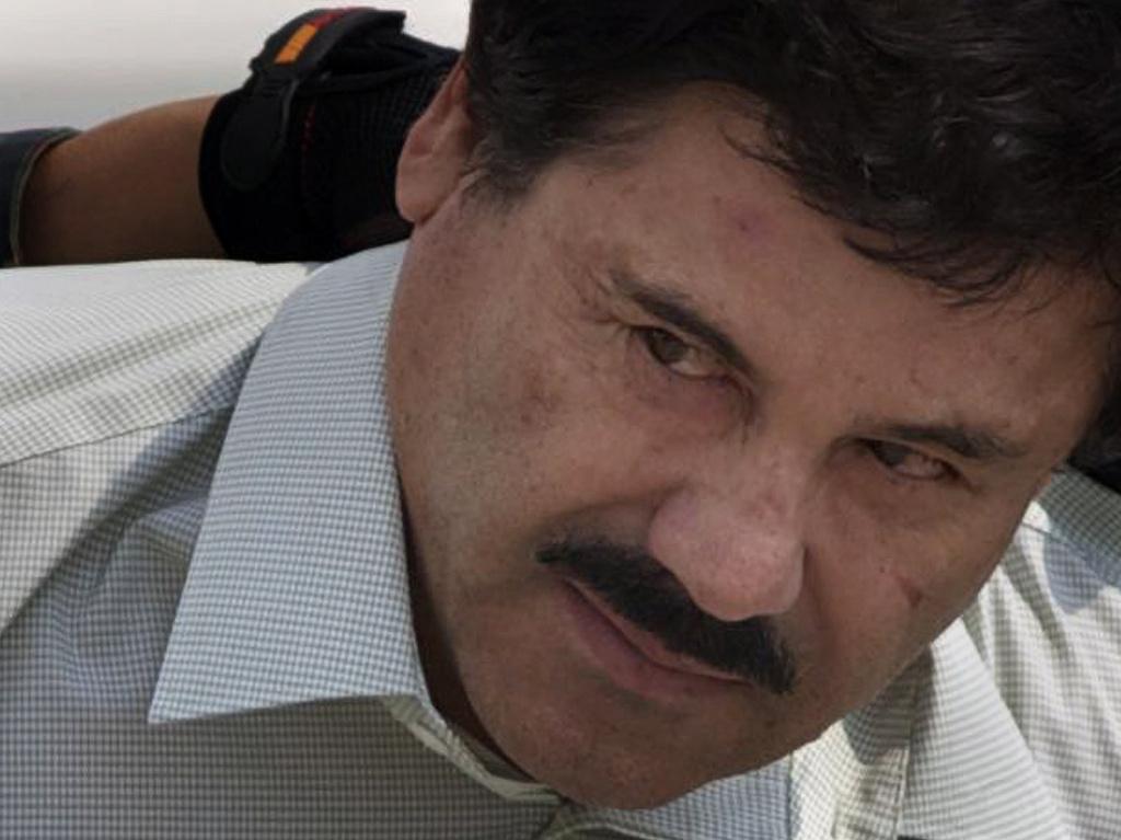 In file photo, Joaquin