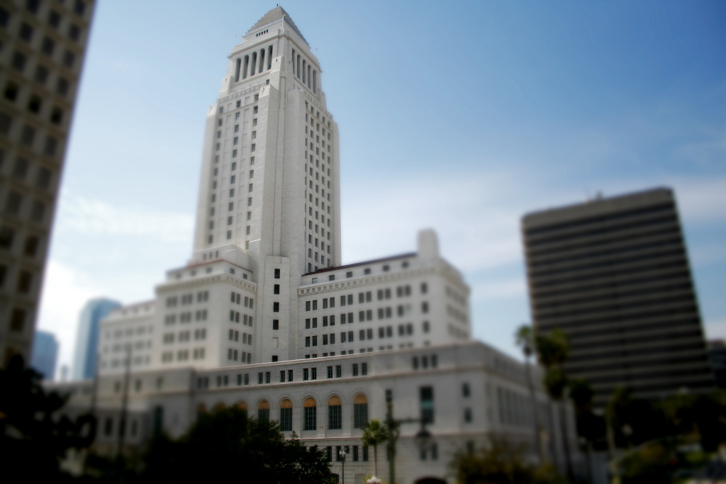 The Los Angeles City Council will vote Wednesday on whether to increase the minimum wage for the city's hotel industry.