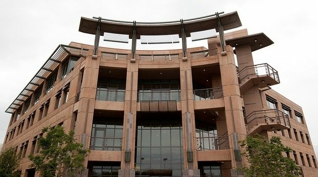 The Sue and Bill Gross Stem Cell Research building at UC Irvine was built with $27 million from CIRM and a $10 million gift from the Grosses.