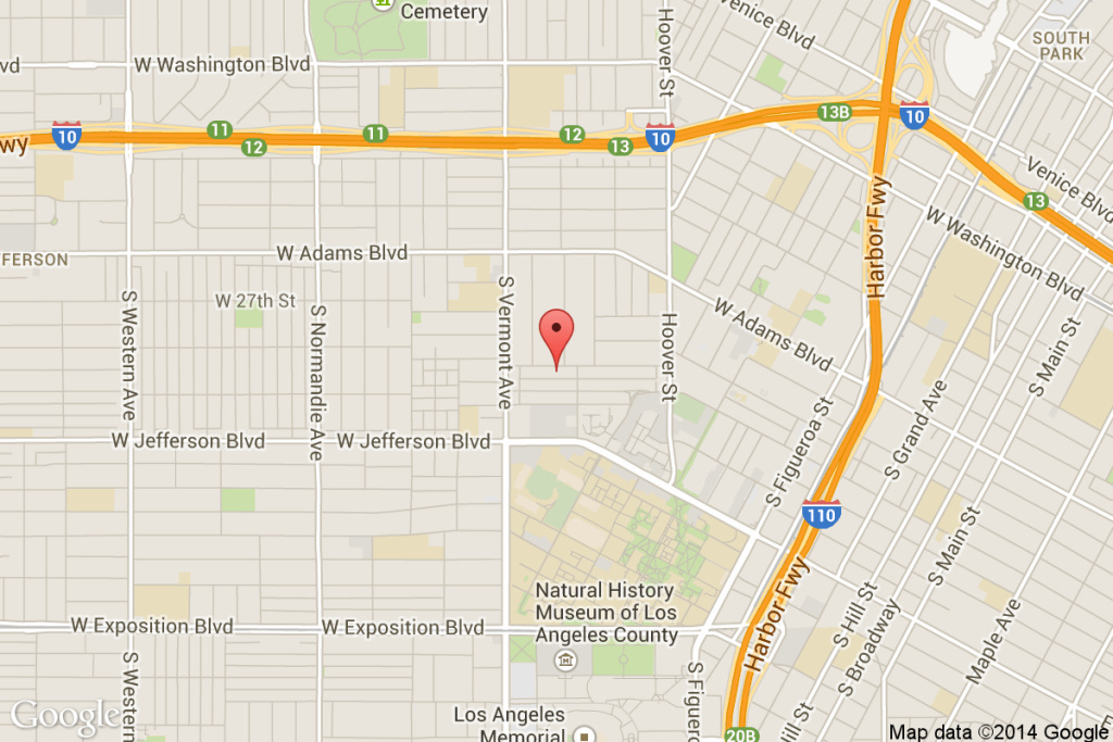 USC's Daily Trojan reports LAPD's Southwest division received a call to the City Park Apartments on West 30th and Vermont Street where the victim's body was found.