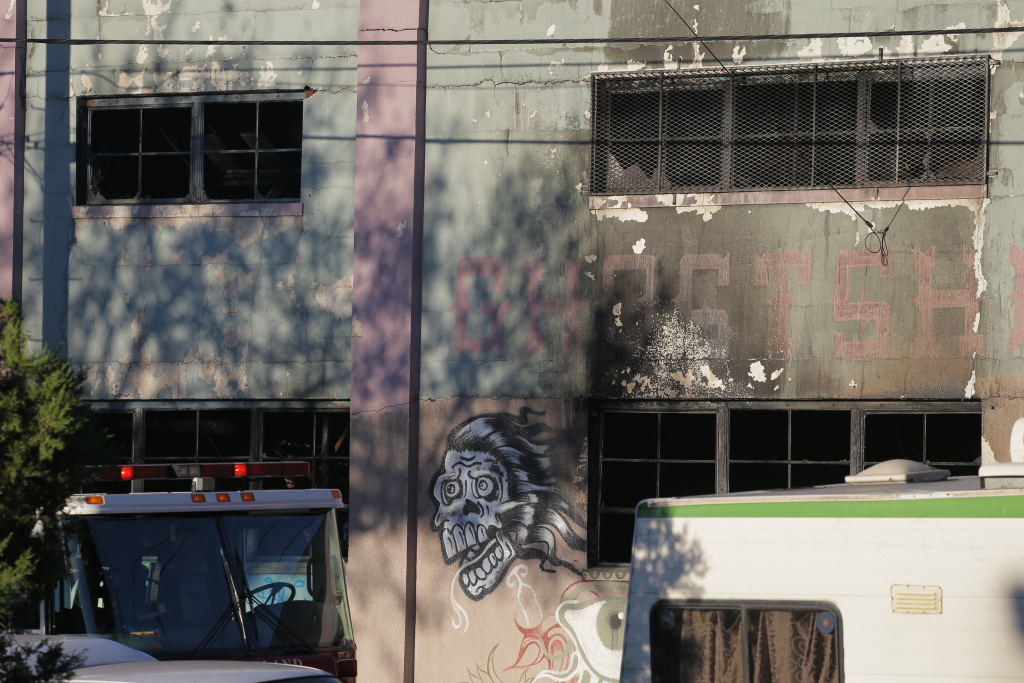 Cities like Los Angeles want to tighten oversight of illegal performance spaces like the Ghost Ship in Oakland, where 36 people died in a Dec. 3 fire.
