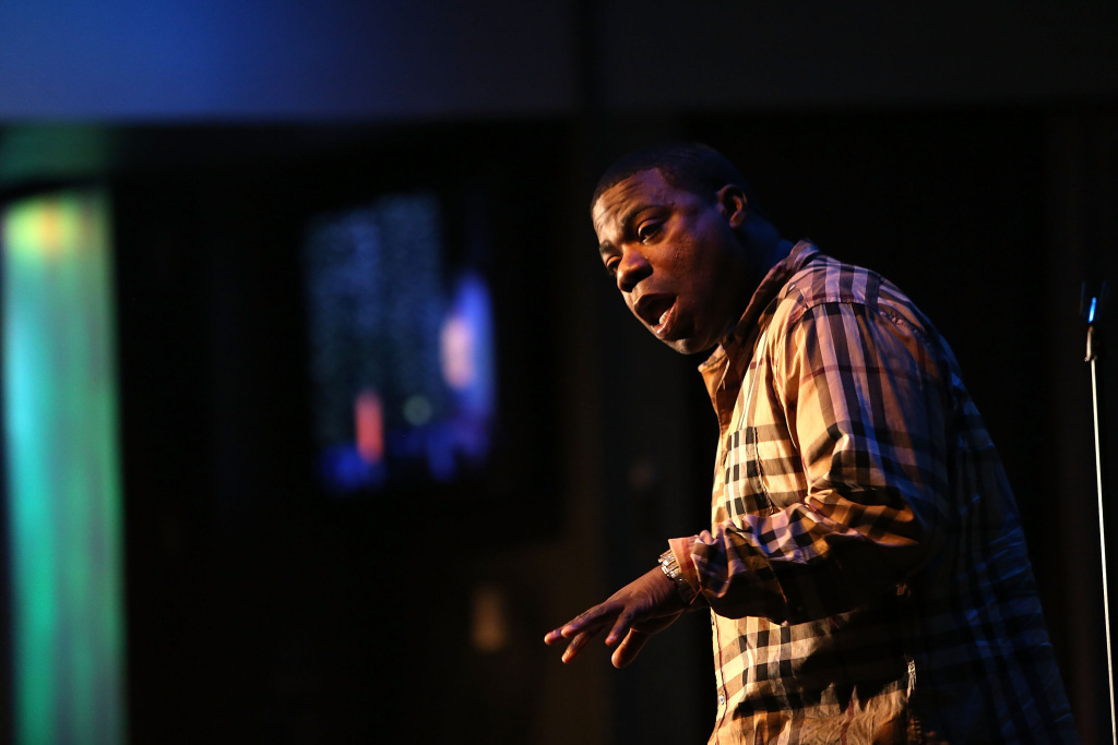 Tracy Morgan performs Live at Mount Airy Casino Resort in Mt. Pocono, Pa.