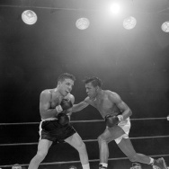 Sugar Ray Robinson vs Jake LaMotta