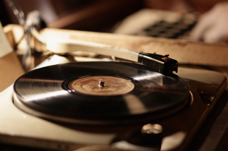 And Vinyl will press your cremated ashes into vinyl records that can have the audio of your choosing recorded on them.