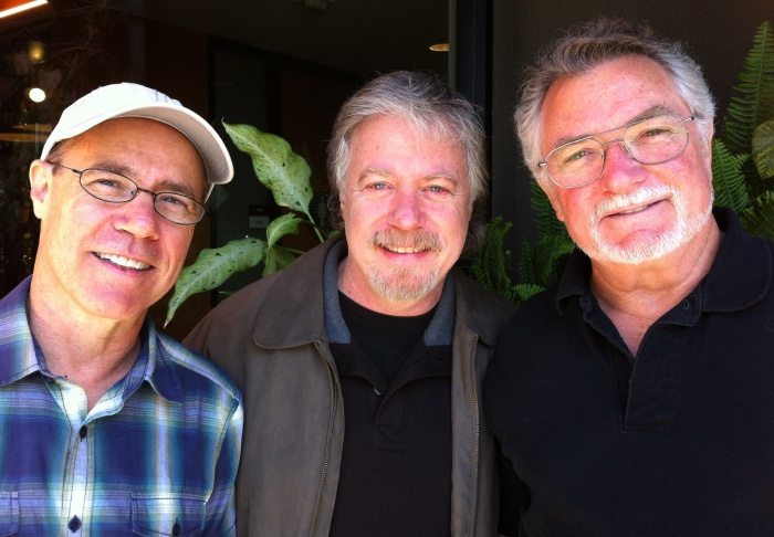 "Barry Livingston, Stan Livingston, Tim Considine, ""My Three Sons"