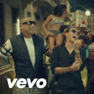 """Music video by Gente De Zona performing """"La Gozadera."""""""