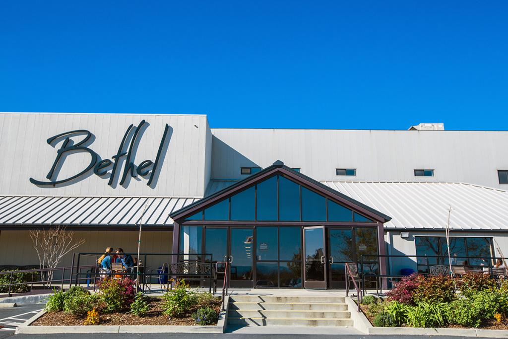 Bethel Church in Redding, California