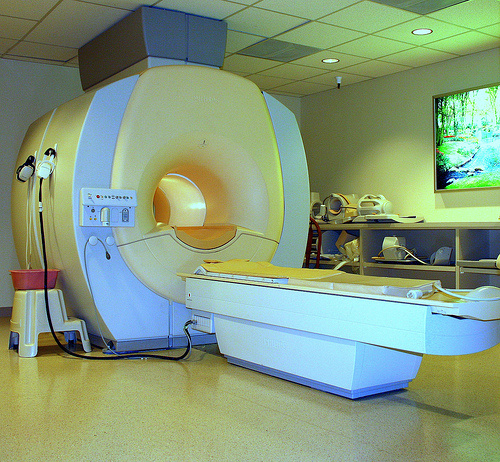 The PriceCheck project is collecting the costs of all kinds of back MRI's: lower back, upper back, with contrast, and without contrast.