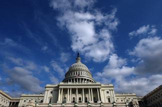 The U.S. Capitol is seen November 3, 2010 in Washington, DC.