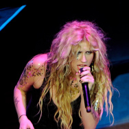 Ke$ha Performs In Concert In Madrid